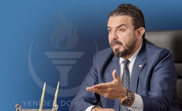 """Zaroğlu """"YDP, kimsenin babasının partisi değil"""" dedi"""