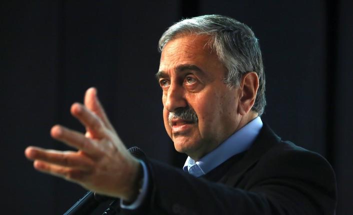 """Akıncı : """"Türkiye'nin vilayeti olma meselesi gerçek bir tehlike"""""""