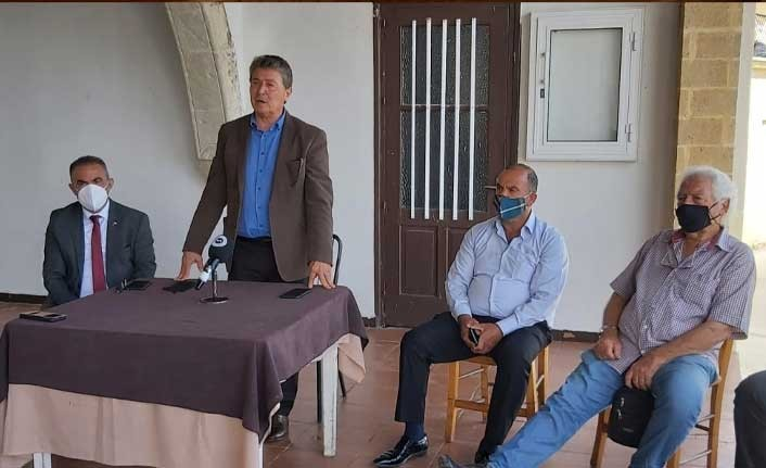 Bakan Üstel, sağlıkla ilgili bilgilendirme ziyaretlerine devam ediyor