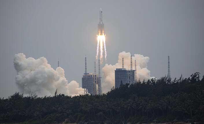 Çin'in kontrolden çıkan uzay üssü Türkiye'ye düşebilir