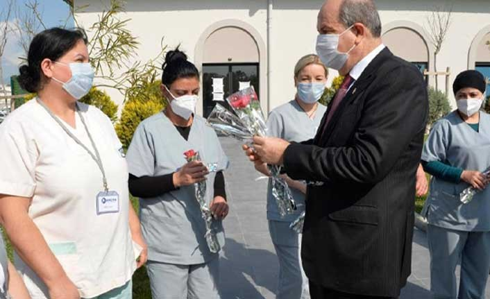 Cumhurbaşkanı Ersin Tatar'ın Dünya Ebeler Ve Hemşireler Haftası Mesajı…