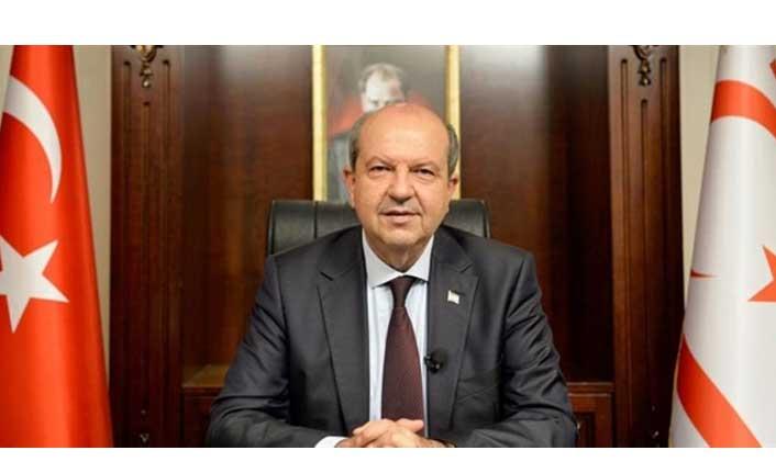 """Ersin Tatar'dan 1 Mayıs mesajı: """"Hedefimiz daha aydınlık yarınlara ulaşmak"""""""