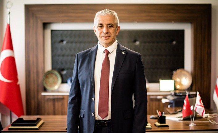 """Hasan Taçoy: """"Rum liderliği, ortamı germeyi bırakmalıdır"""""""