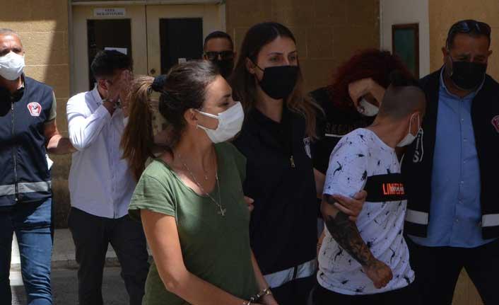 Lefkoşa ve Girne'de gerçekleştirilen uyuşturucu operasyonunda yakalananlar mahkemeye çıkarıldı