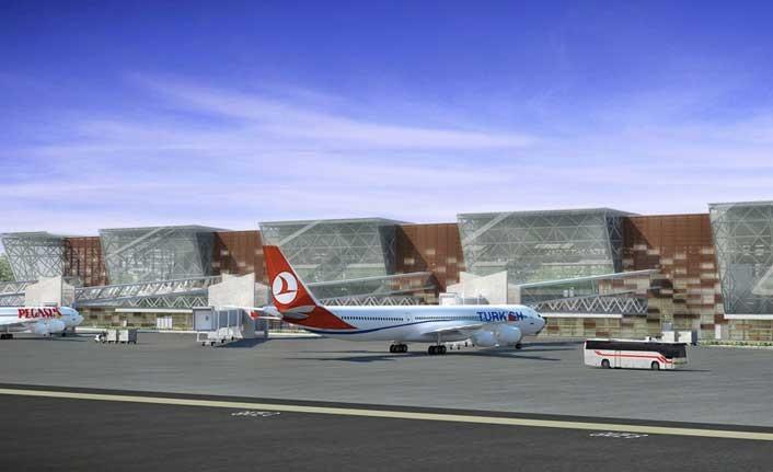 """Tatar: """"Yeni havaalanına Dr. Küçük'ün isminin verilmesiyle ilgili istişarelerde bulunuyoruz"""""""
