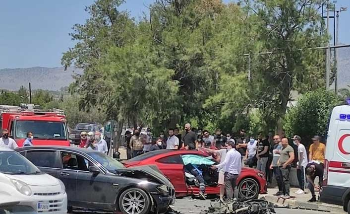 Yusuf Çağraş'ın yaralandığı trafik kazasında  tutuklanan araç sürücüsü teminata bağlandı