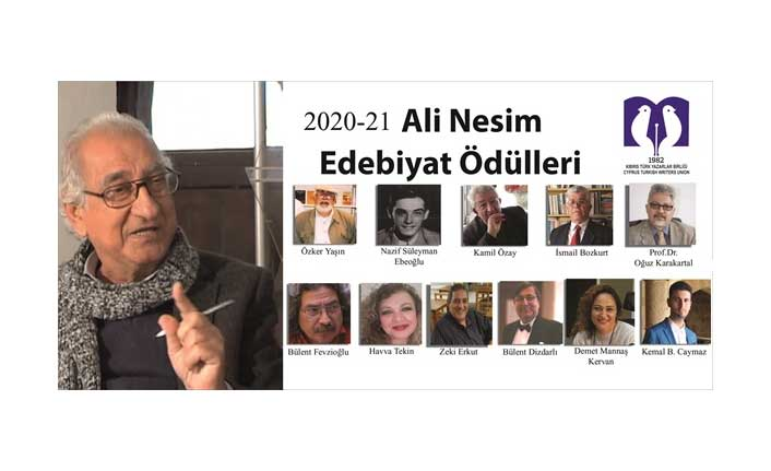 Ali Nesim Edebiyat Ödülleri Yarın Düzenlenecek Gecede Takdim Edilecek