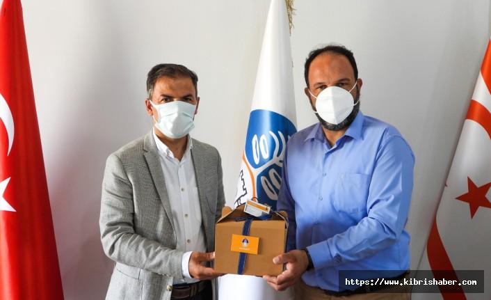 Başkan Sadıkoğlu, Tekçam Ve Eren'i Kabul Etti
