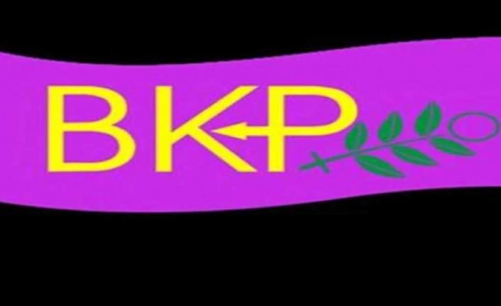 """BKP Kadın Meclisi: """"Esas amaç Kıbrıs Türk toplumunun asimile edilmesine hizmet etmek"""""""