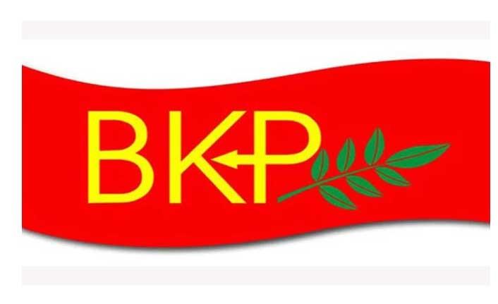 """BKP """"vatandaşlık verilmesi protesto eylemine"""" destek belirtti"""