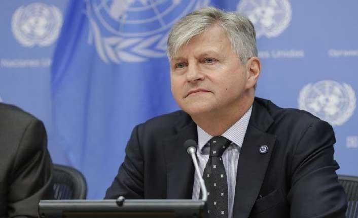 BM Genel Sekreter Yardımcısı Lacroix adada temaslarda bulunuyor