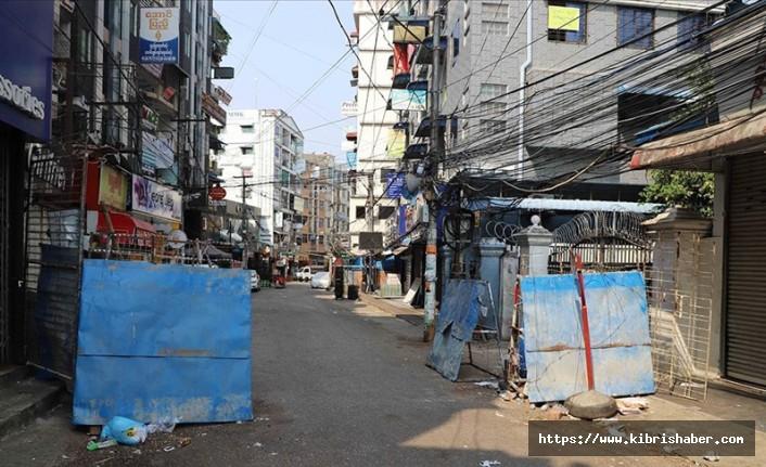 BM, Myanmar'da çatışmalar nedeniyle yaklaşık 100 bin kişinin evini terk ettiğini açıkladı