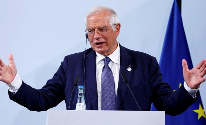Borell: Kıbrıs'taki durumu dikkatle izleyeceğiz!