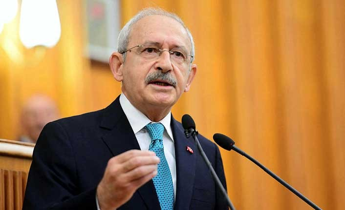 CHP lideri Kılıçdaroğlu'dan HDP'ye yönelik kapatma davasına tepki