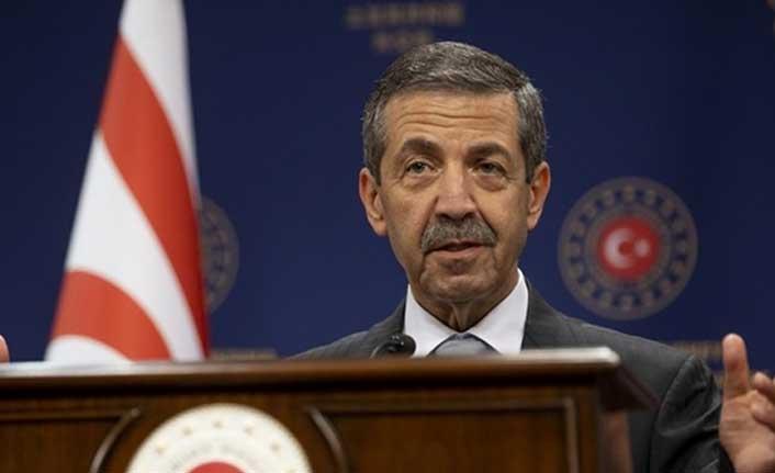 Dışişleri Bakanı Ertuğruloğlu: BM'nin Yeni Özel Temsilci Atama Konusu Sadece Zamana Oynama Oyunudur