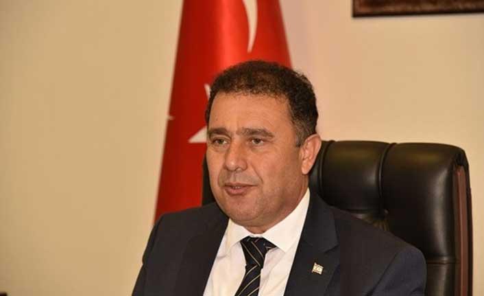 Ersan Saner Ankara'da
