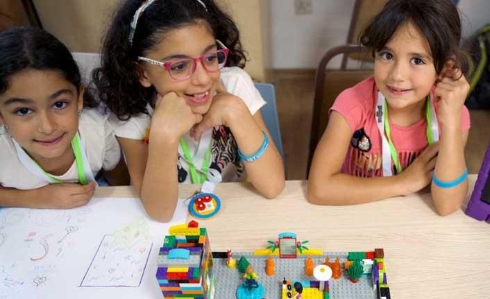 First Lego League Explore Fuarı yapıldı