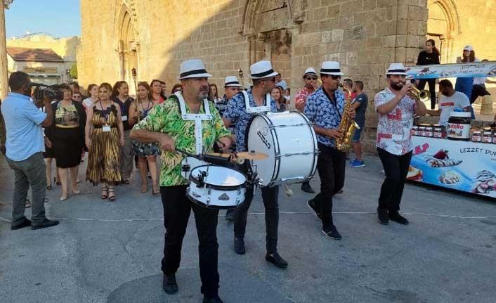 Gazimağusa'da 'Genç Emek Pazarı' düzenlendi