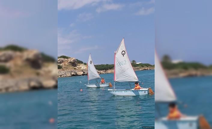Girne Üniversitesi Su Sporları ve Yelken Okulu Yaz Dönemi Kursları Başladı