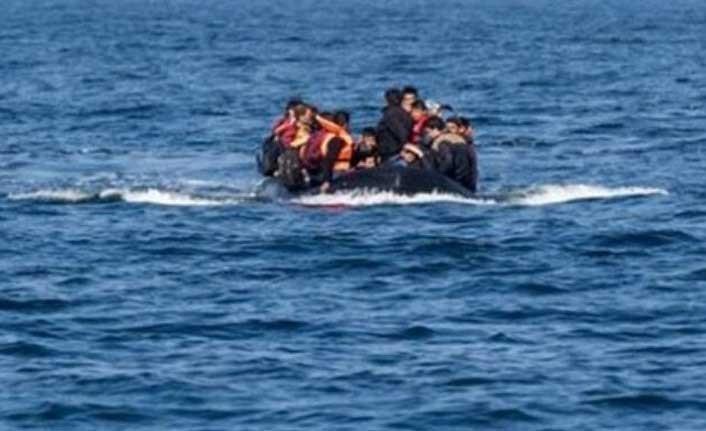 Güney Kıbrıs'a 15 düzensiz mülteci daha