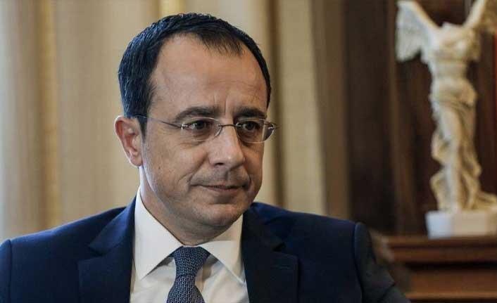 Hristodulidis, Ürdün Dışişleri Bakanıyla Temaslarda Bulundu