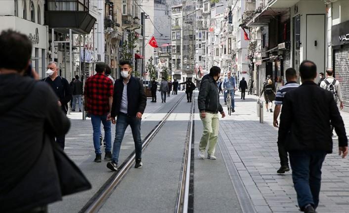 İstanbul'da en düşük vaka seviyesi