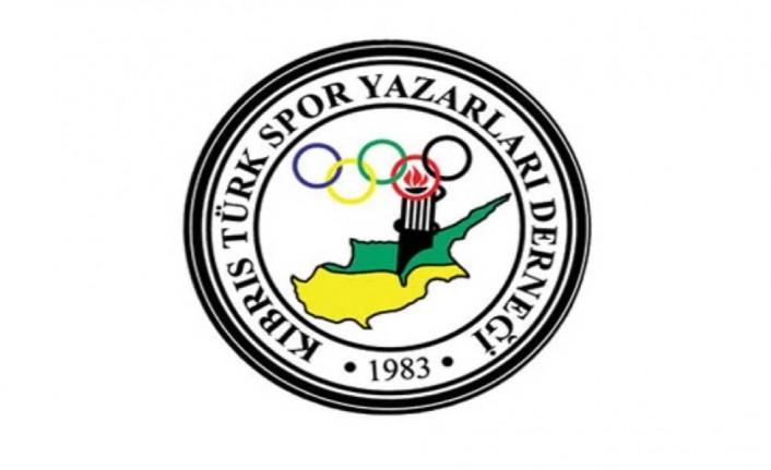 Kıbrıs Türk Spor Yazarları Derneği 'Onur Gecesi' düzenliyor