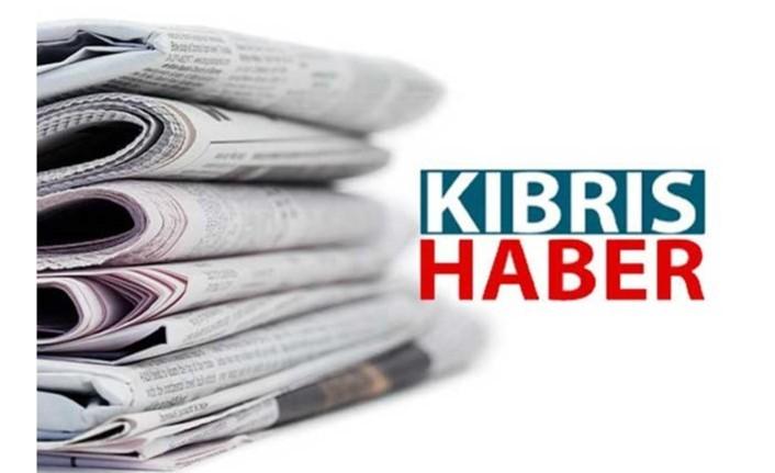 KKTC Gazete Manşetleri / 25 Haziran 2021