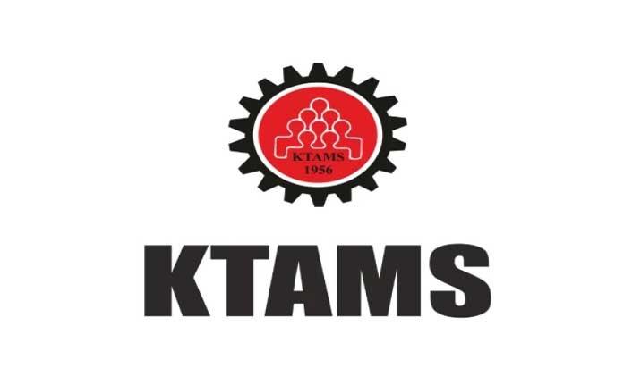 KTAMS'ın Olağan Genel Kurulu yarın 10.00'da sendika binasında yapılacak