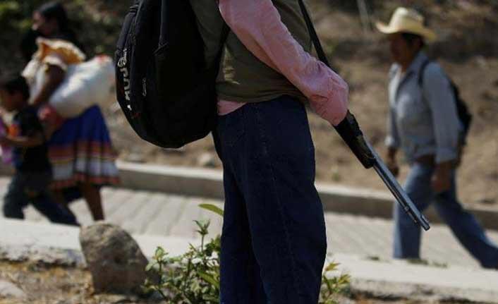 Meksika'da Uyuşturucu Çeteleri Çatıştı: 18 Ölü