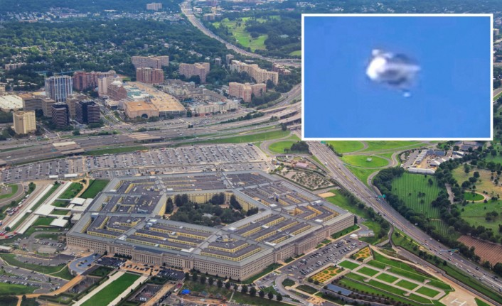 Pentagon, UFO görüntüleriyle ilgili bir rapor hazırlığında!