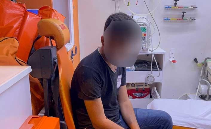 Sandal İle Mersin'den KKTC'ye Çıkan 10 Suriyeliden 1'i Yakalandı, 9'u Aranıyor