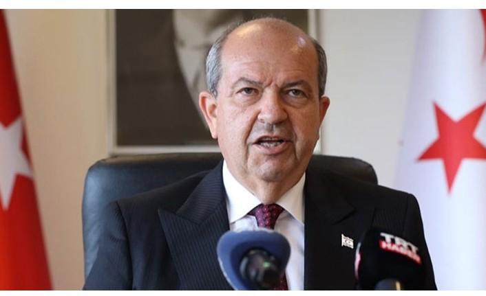 Tatar: AB liderlerini bir kez daha Kıbrıs'ın gerçeklerini görmeye davet ediyorum