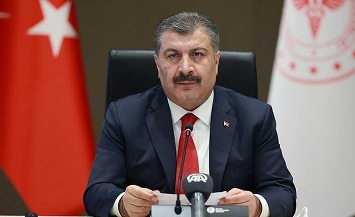 Türkiye'de son 24 saatte 5 bin 386 kişinin testi pozitif çıktı