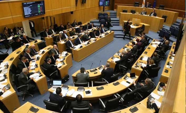 Yeni Rum Meclis Başkanı Elam'ın Oylarıyla Seçildi