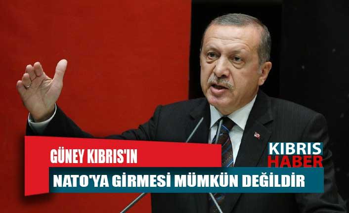 Erdoğan: Müzakerelerin iki devlet arasında yürütülmesinin zamanı gelmiştir