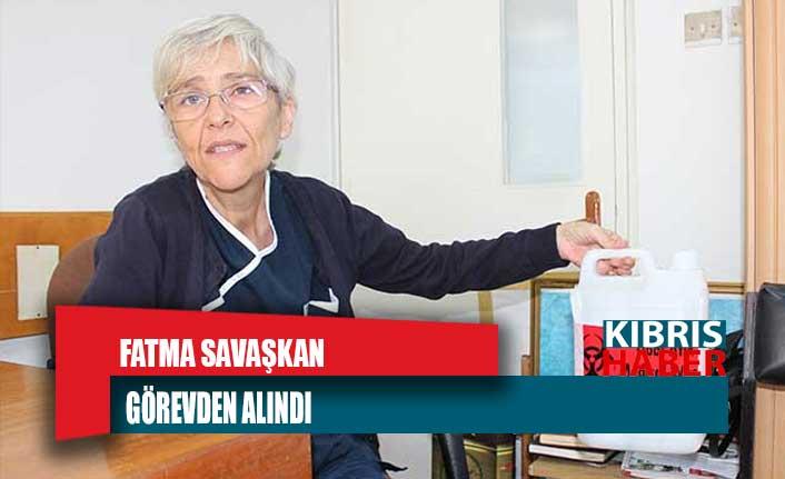 SON DAKİKA! Fatma Savaşkan'ın görevine son verildi.