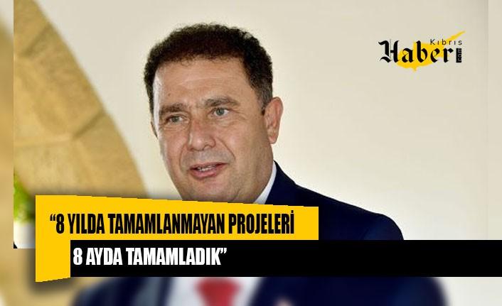 """""""En Büyük Hedefim Ubp'Yi Erken Seçimde İktidara Taşımak"""""""