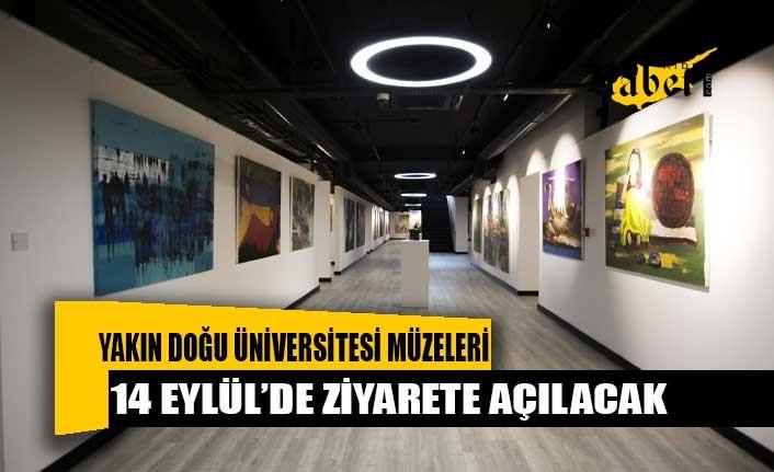 KKTC vatandaşlarının ücretsiz giriş yapabileceği müzeler salı günü ziyarete açılıyor