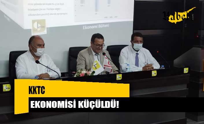 KKTC Ekonomisi küçüldü!