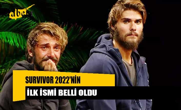 Survivor 2022'nin ilk ismi belli oldu