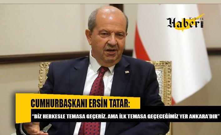 Tatar, 18 Eylül'de New York'a gideceğini kaydetti