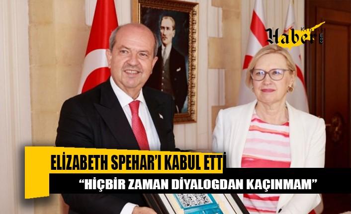 Tatar, Kıbrıs Türkü'ne itibarının iade edilmesi gerektiğini söyledi.