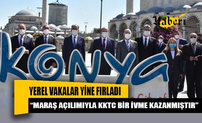 Tatar, Maraş açılımıyla KKTC'nin ivme kazandığına işaret etti