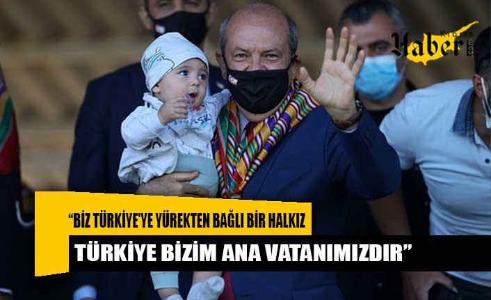 """Tatar: """"Biz Türkiye'ye Yürekten Bağli Bir Halkiz. Türkiye Bizim Ana Vatanimizdir"""""""