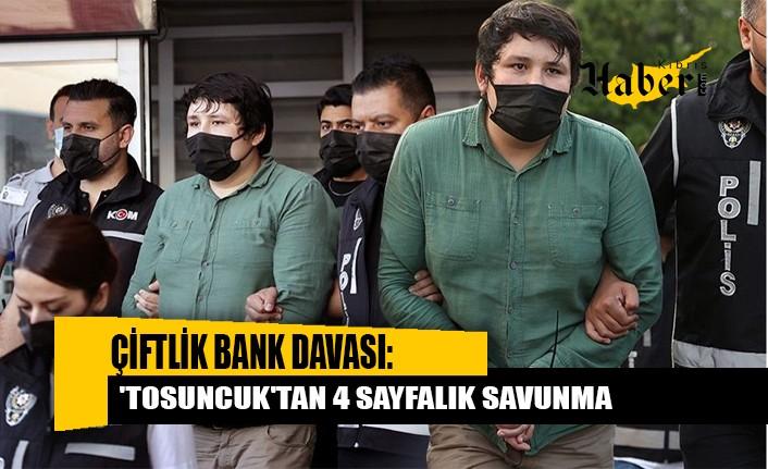 'Tosuncuk' lakaplı Mehmet Aydın bugün ikinci kez hakim karşısına çıktı...
