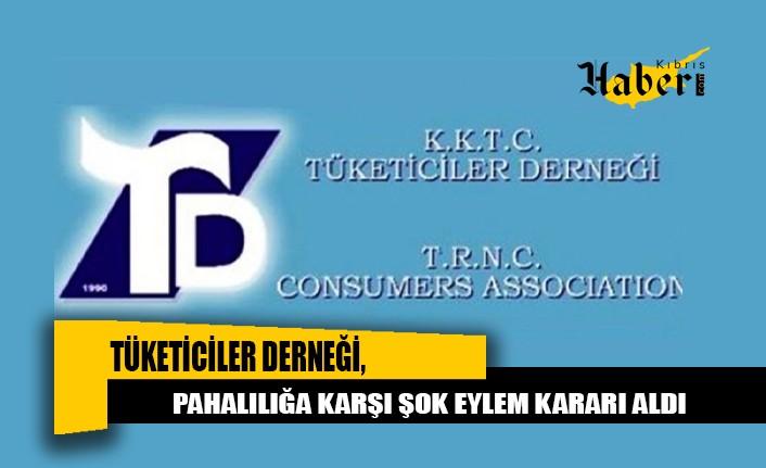 Tüketiciler Derneği, Pahalılığa Karşı Şok Eylem Kararı Aldı