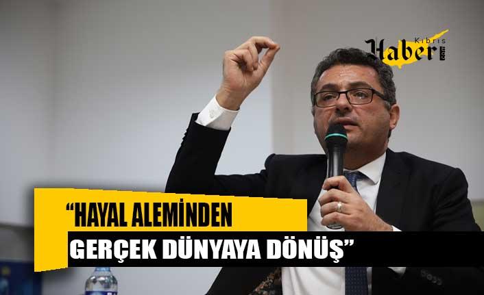 Erhürman: Olmayan hükumet olmadığını nihayet idrak ederek istifa etti