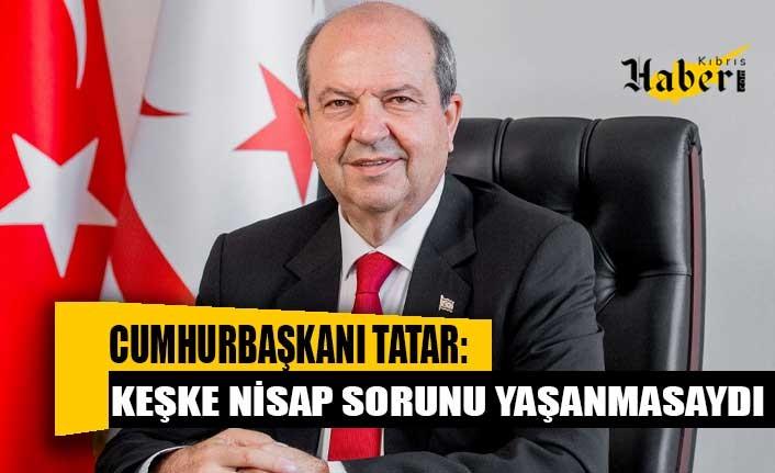 Tatar: Parti başkanları ve bazı milletvekilleriyle istişare edeceğim