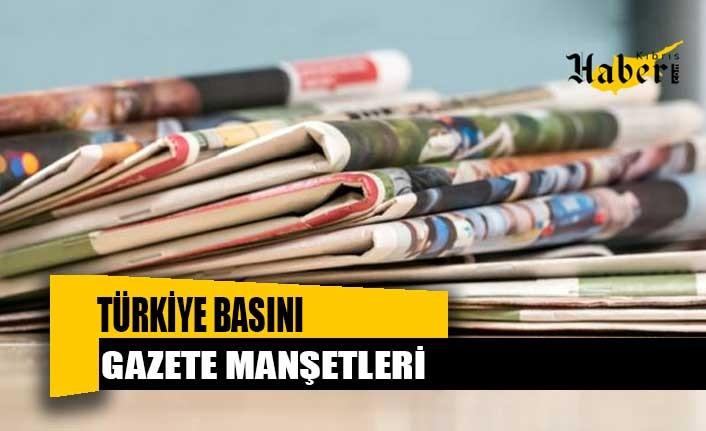 Türkiye Gazetelerinin Manşetleri / 13 Ekim 2021